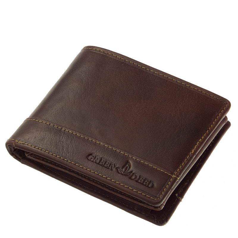 GreenDeed sportos férfi pénztárca